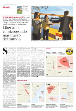 Liberland, el microestado más nuevo del mundo