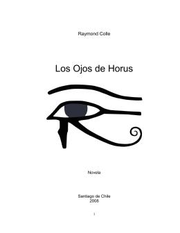 Los Ojos de Horus