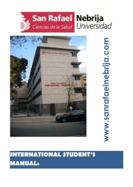 INTERNATIONAL STUDENT 2013-14