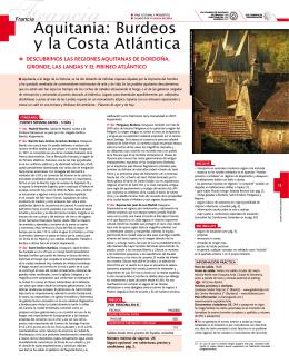 Aquitania: Burdeos y la Costa Atlántica