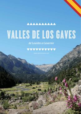 Guía Vallées des Gaves - Office de Tourisme de Lourdes