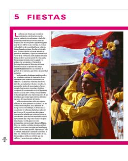 FIESTAS Las - Colombia Aprende