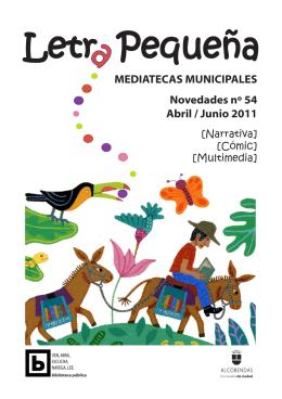 Letra Pequeña 54 abril_junio 2011.indd