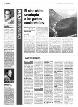 Cartelera Cine - dpto6.educacion.navarra.es