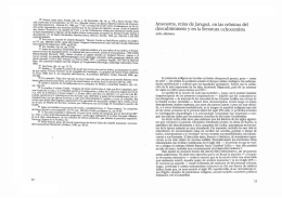 Anacaona reina de Jaraguá, en las crónicas del descubrimento y en