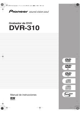 DVR-310 - Pioneer
