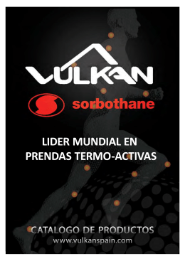 Catálogo Vulkan