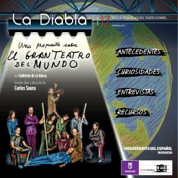 La Diabla - Teatro Español