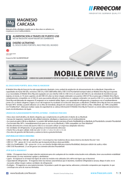 MOBILE DRIVE Mg