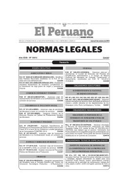 9 - Congreso de la República del Perú