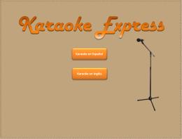 Karaoke en Inglés Karaoke en Español