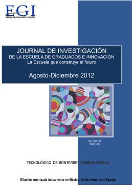 Agosto-Diciembre - Campus Puebla