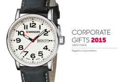 CORPORATE GIFTS 2015