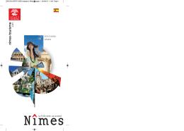 Mise en page 1 - Site de l`Office de Tourisme de Nîmes