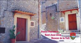 Festes Patronals Sant Joan 2015 Mancor de la Vall