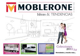 Revista Moblerone 2011 – 2012 en PDF