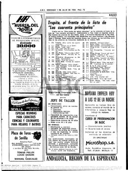 diario abc – los cuarenta principales 1984-07-01