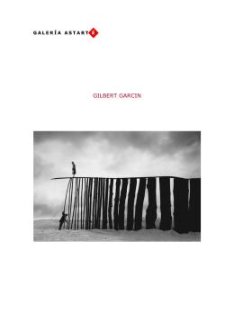 GILBERT GARCIN - Galería Astarté