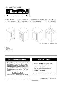 E L I T E - Appliance Factory Parts