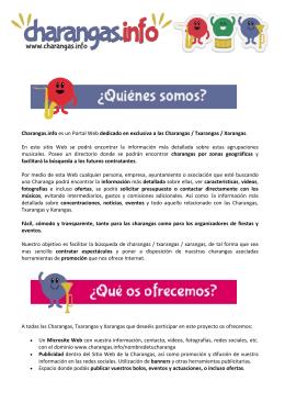 Descargate la presentación en PDF