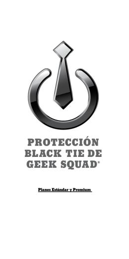 PROTECCIÓN BLACK TIE DE GEEK SQUAD®