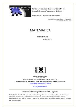 A – B - edUTecNe - Universidad Tecnológica Nacional