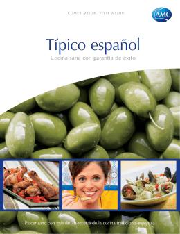 Típico español