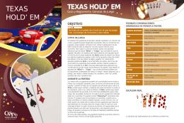 Texas Holdem - casino buenos aires
