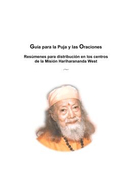 Guía para la Puja y las Oraciones