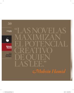 Mohsin Hamid - Letras Libres
