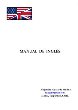MANUAL DE INGLÉS - Asad Consultores