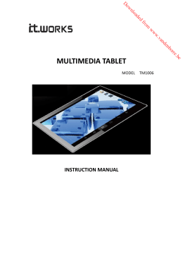 MULTIMEDIA TABLET