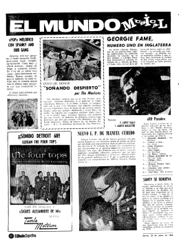 MD 1968-01-25 - Discomanía (Revista Musical)
