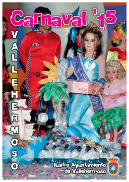 sábado 28 de febrero de 2015 - Ayuntamiento de Vallehermoso