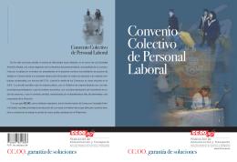 Correos: I Convenio Colectivo de personal laboral