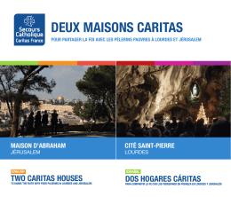 DEUX MAISONS CARITAS