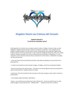KHLCC Capítulo Especial 1: La Isla de las montañas