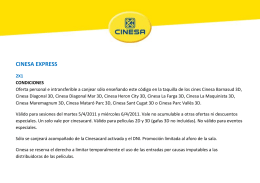 CINESA EXPRESS