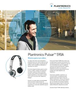 Plantronics Pulsar™ 590A