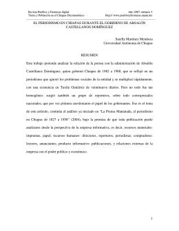 Descargar artículo PDF - Pueblos y fronteras