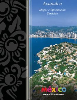 Guía Turística Destinos México de Acapulco