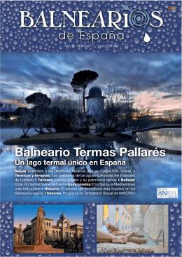 Balneario Termas Pallarés - Asociación Nacional Estaciones