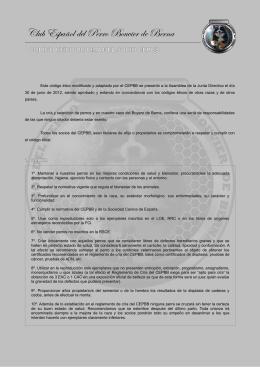 Descarga - Club Español Del Perro Bouvier De Berna