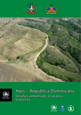 República Dominicana: Desafíos ambientales en la zona