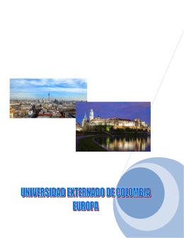 información aquí - Universidad Externado de Colombia