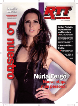 Núria Fergó - Radio TeleTaxi