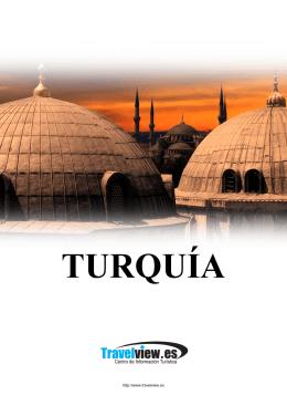 Turquia _ Regiones y Provincias