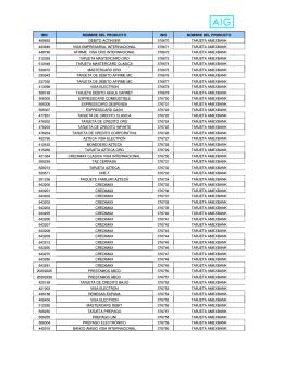 bin nombre del producto bin nombre del producto 469693 debito