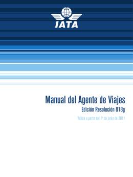 Manual del Agente de Viajes