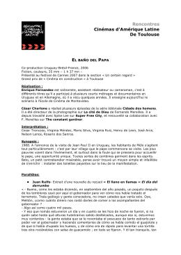 Rencontres Cinémas d`Amérique Latine De Toulouse